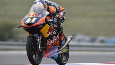 Clasificación Moto3 Brno 2016: nadie puede con Binder