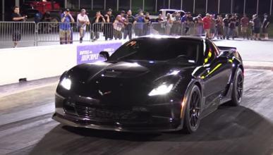 El Corvette C7 Z06 más rápido del mundo... posiblemente