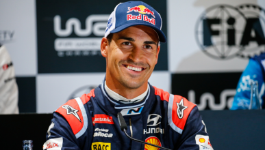 WRC: Dani Sordo renueva con Hyundai para 2017 y 2018