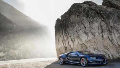 El Bugatti Chiron se vende mejor que el Veyron