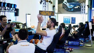 5 jugones logran un récord Guinness con el Forza Motorsport