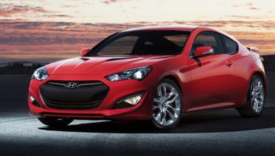 Nuevos datos del sucesor del Hyundai Genesis Coupé