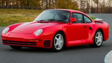 ¿Cuánto pagarías por este Porsche 959?