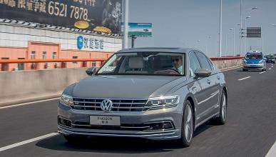Prueba: VW Phideon, el nuevo Phaeton... Solo para China