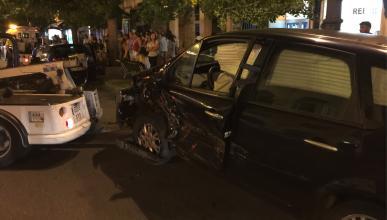 Volkswagen accidente Santander