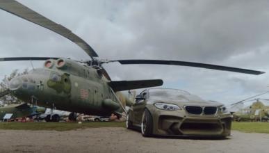 Vídeo: Alucina con este BMW Serie 2 de 820 CV