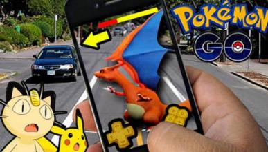Mata a un peatón por jugar a Pokémon Go