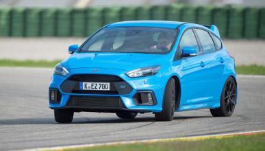 ¿De verdad cualquiera puede hacer drift con el Focus RS?