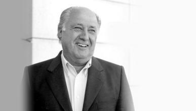 Amancio Ortega - Bombardier Global Express