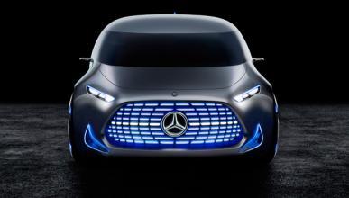Mercedes llevará el rival del Tesla Model S a París
