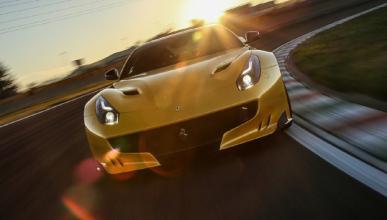 Unas patentes revelan cómo será el próximo Ferrari