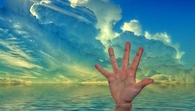 La relación entre los dedos 'arrugados' por el agua y la F1