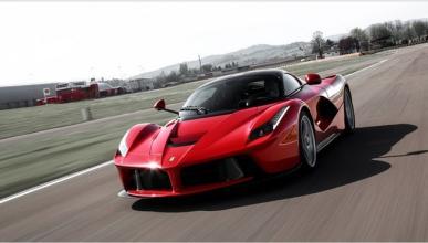 Una unidad más del Ferrari LaFerrari por una buena causa