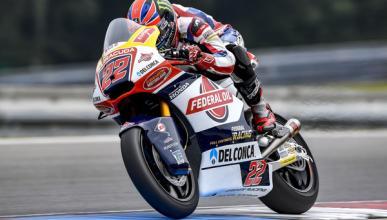 Libres Moto2 Silverstone 2016: Lowes se motiva en casa