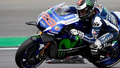 Jorge Lorenzo sin rumbo: en Silverstone fracasó en seco