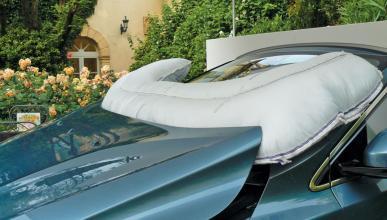 Así es y así funciona el airbag exterior para coches