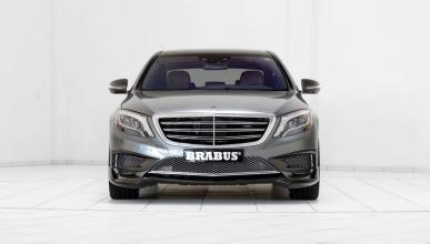Mercedes Clase S Brabus 900 frontal