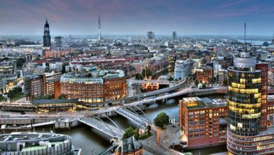 Así quiere hacer VW de Hamburgo la ciudad del futuro