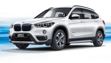 Un BMW X1 híbrido enchufable... solo para China