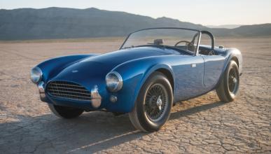 AC Cars fabricará 9 Cobras con las especificaciones de 1962