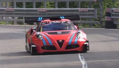 Alfa Romeo 4C HillClimber 600 CV, ¡menuda bestia!