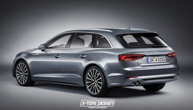 Audi A5 Avant, imagínalo con este render