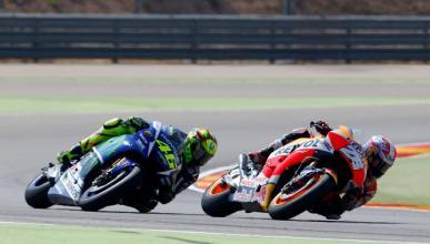 Los horarios de MotoGP, Aragón 2016