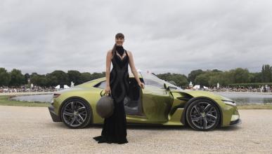 Eymeric François vestirá de alta costura el DS World