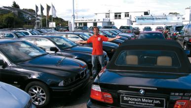 Los países más caros para comprar un coche de ocasión