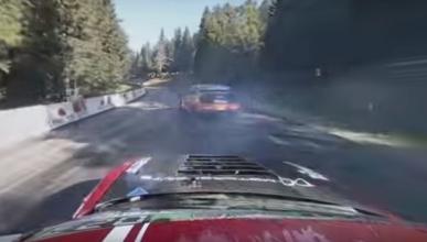 Alucina con este vídeo grabado en 360 grados de drift