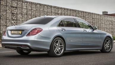 El nuevo Mercedes-Benz Clase S 2017, con más tecnología