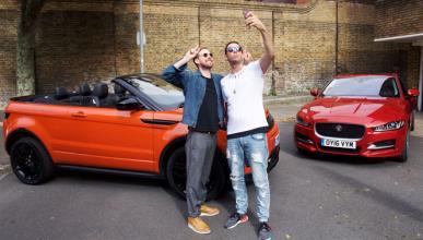 Spotify hará 'bailar' a los nuevos Jaguar Land Rover