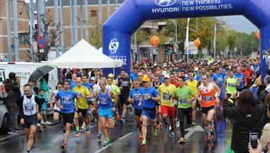 Hyundai 'corre' para luchar contra el daño cerebral