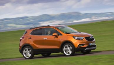 Opel Mokka X frontal