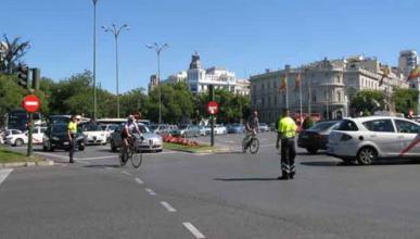 La Policía de Madrid no podrá multar sin parar al conductor