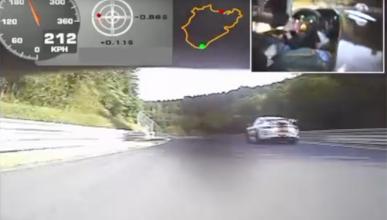 Vídeo: Lotus humilla a Porsche en Nürburgring