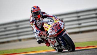 Clasificación Moto2 Aragón 2016: Lowes asoma la cabeza
