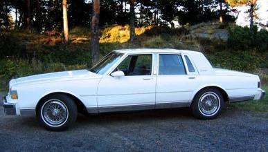 ¿Cuánto pagarías por este Chevy Caprice?