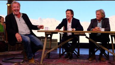 Vídeo: Clarkson se emociona contemplando tanta tecnología