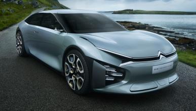 El futuro Citroën C5 llegará en la próxima década