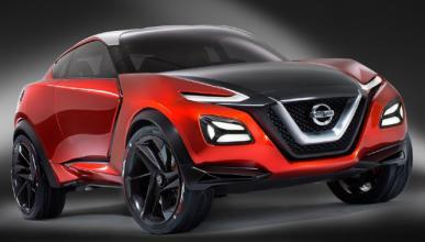 Nissan podría lanzar un utilitario y SUV eléctrico