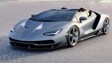 El Lamborghini Centenario Roadster 'debuta' en Europa