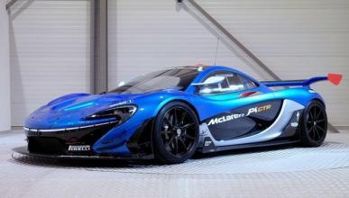 McLaren P1 GTR venta