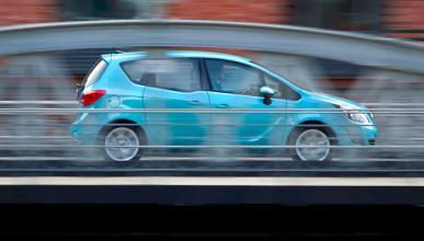 Nuevas imágenes del Opel Meriva 2017: más SUV
