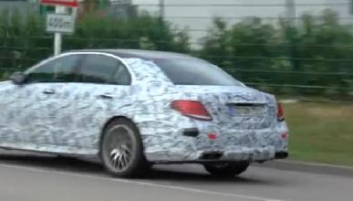 El Mercedes-AMG E63 2017 tendrá un botón para 'driftear'