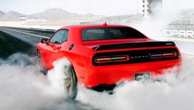 Llegarán los Challenger y SRT Hellcat con tracción total
