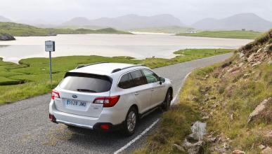 Viaje a Escocia con el Subaru Outback: ¡buscando el norte!