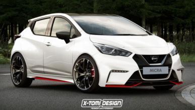 Nuevo Nissan Micra Nismo: un juguete de carreras