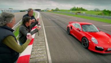 Los ex presentadores de Top Gear buscando su nuevo Stig