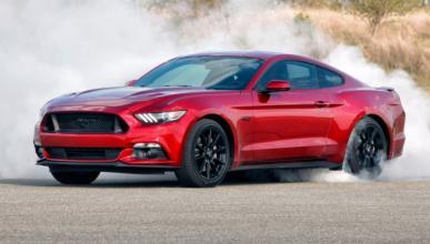 El 'facelift' del Ford Mustang tendrá cambio de 10 marchas